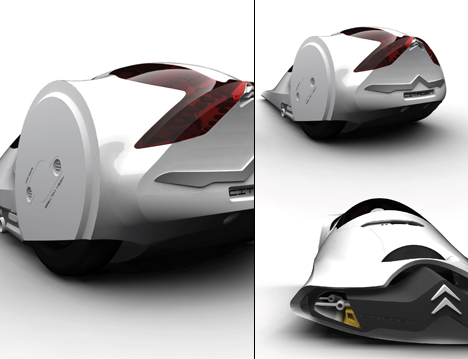 Citroen Bungae by YoungRoh Yun and Sunguk Kim of SNUT Industrial Design 05