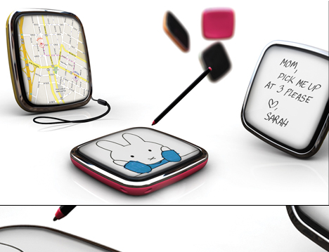 Mee-go Personal Mapping and Communication Device for Tweens by Jesse Newton 02