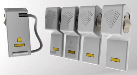 AllSocket Power Track System and AllPlugs Plug by Ashley Kelly