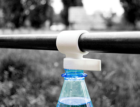 Bottle Clip by Matthias Ries 02