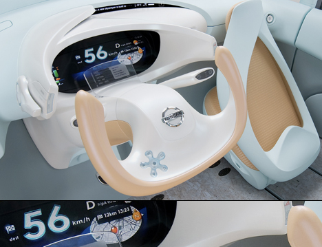 Nuvu Concept Car by Creative Box 09