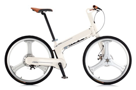 Charmant Our First Podcast Guest Has Made His Mark In The Design World With This  Innovative Simple Latch System Foldable Bike. Although The Folding Concept  Is Not ...