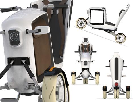 Stem Short-Distance Solar Powered Vehicle System by Tobias Bexten 02