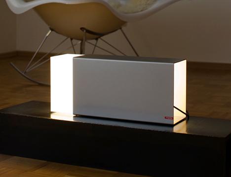 Eraser Light by Steffen Kehrle and Julia Landsiedl for Moree 04