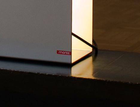 Eraser Light by Steffen Kehrle and Julia Landsiedl for Moree 05