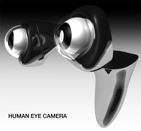 Human Eye Camera by George Milde