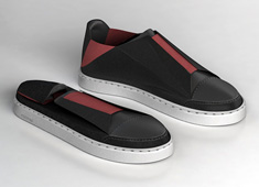Foldable Sneakers