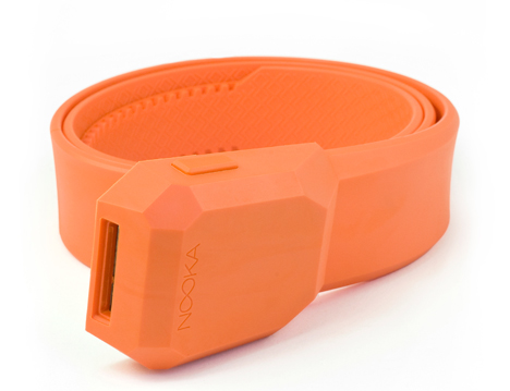 Nooka Fragrance and Nooka Strip Belt by Nooka 04