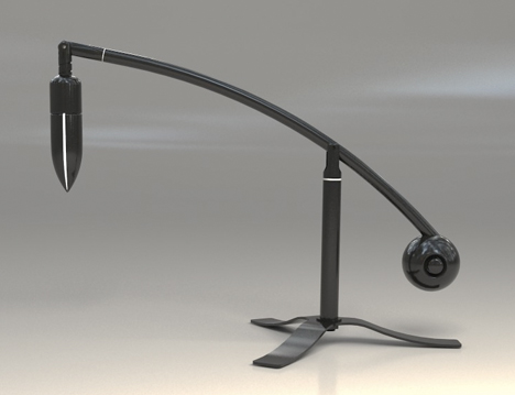 Desk Lamp BUD by Will Earl 01