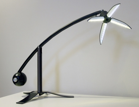 Desk Lamp BUD by Will Earl 03