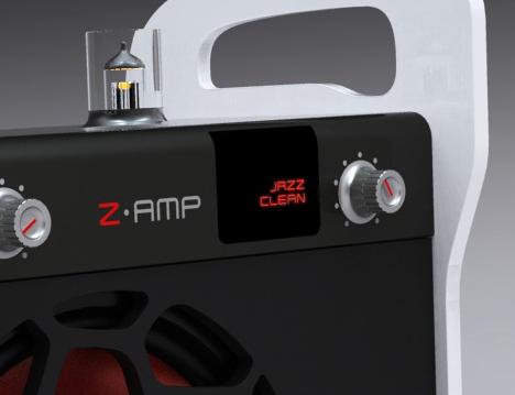 Z.AMP concept Guitar Amp by Aki Hirota 05