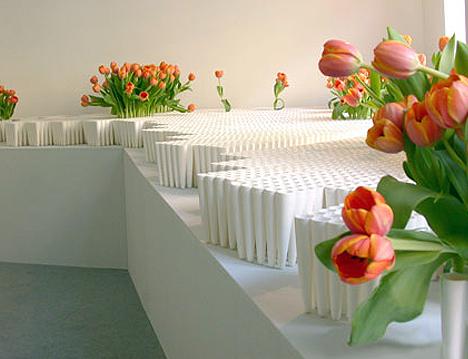 Five by Seven Miniature Flower Field Vase by Studio Laurens Van Wieringen 04
