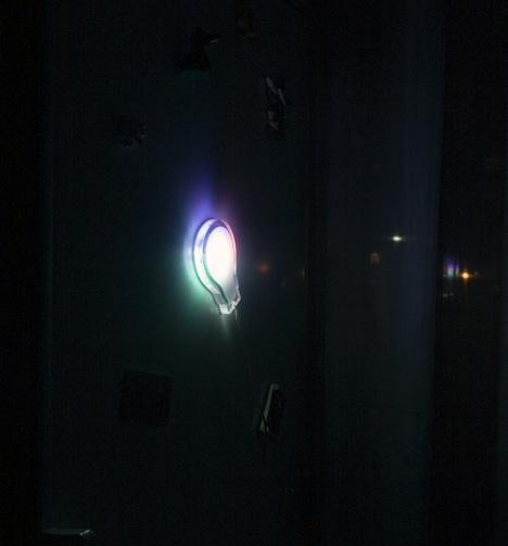 ELS Magnetic Acrylic Smart LED Lamp by Dmitry Agurkov