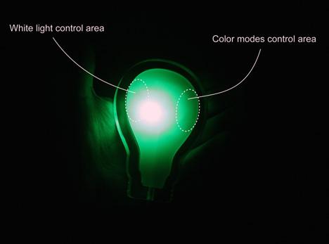 ELS Magnetic Acrylic Smart LED Lamp by Dmitry Agurkov 2
