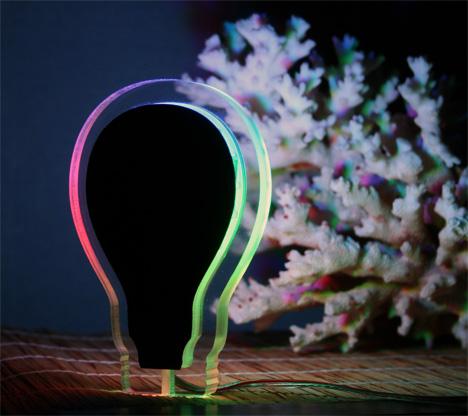 ELS Magnetic Acrylic Smart LED Lamp by Dmitry Agurkov 4