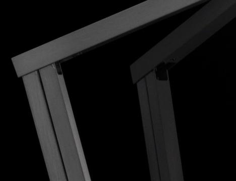 Magnetita Magnetic Desk Lamp by Denis Santachiara at Studio Italia Design 01