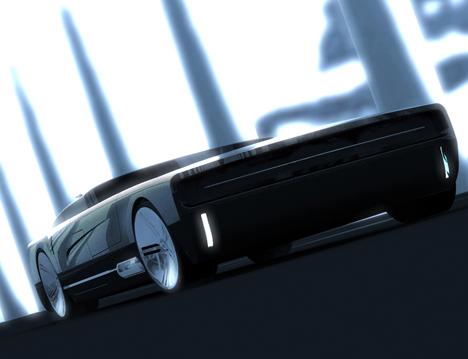 Future American Icon Car Nebula by Colin Pan 02