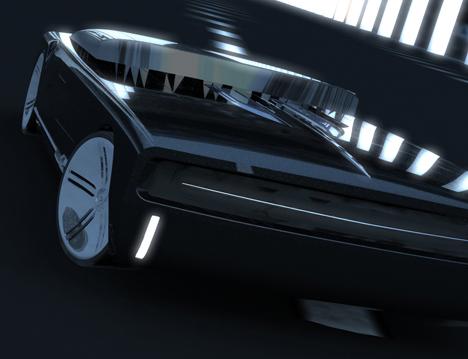 Future American Icon Car Nebula by Colin Pan 03