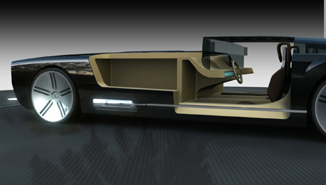 Future American Icon Car Nebula by Colin Pan 04