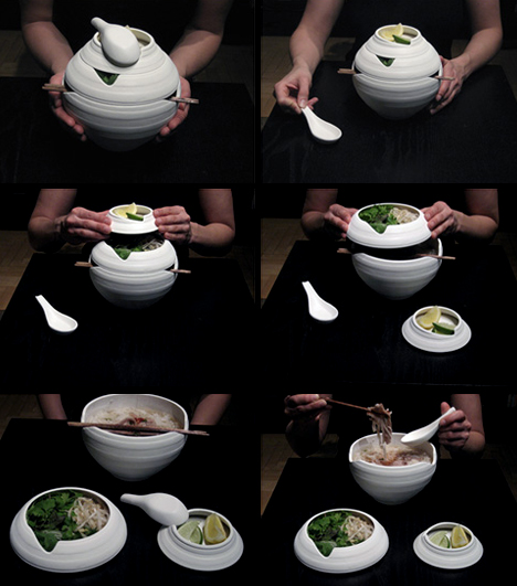 Pho Tableware by Omid sadri 05