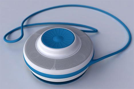 HARK Acoustic Transmitter Concept For Aquariums by Cenk Aytekin 2