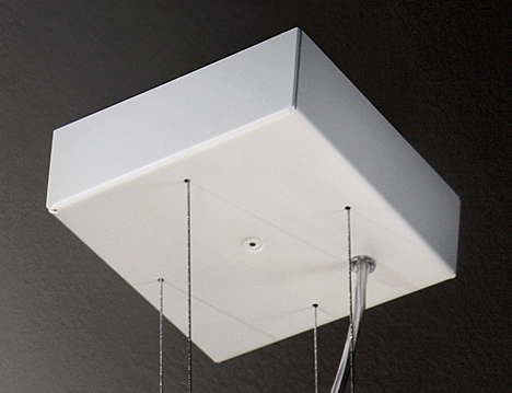 The Maya Collection Suspended Lighting Fixture by Studio Italia Design 01