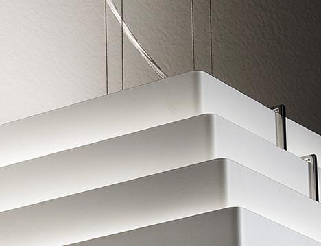 The Maya Collection Suspended Lighting Fixture by Studio Italia Design 03