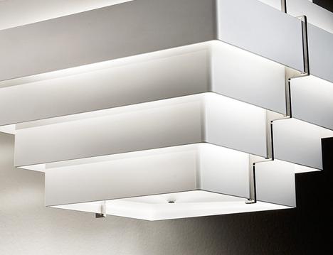 The Maya Collection Suspended Lighting Fixture by Studio Italia Design 04