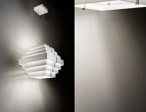 The Maya Collection Suspended Lighting Fixture by Studio Italia Design 05