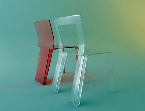 2in1 Chair by Henrich Zrubec 01