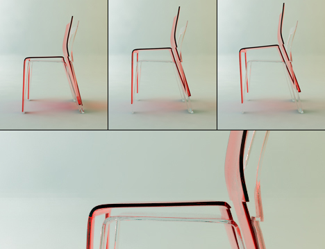 2in1 Chair by Henrich Zrubec 02