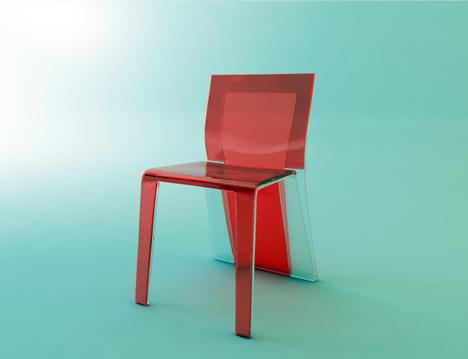 2in1 Chair by Henrich Zrubec 04