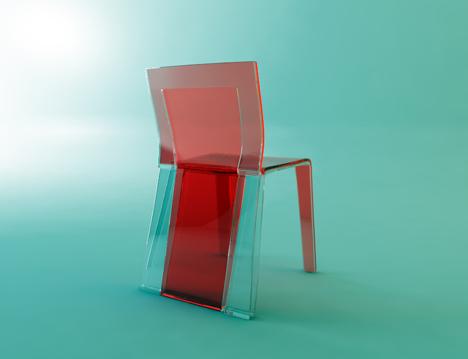 2in1 Chair by Henrich Zrubec 05