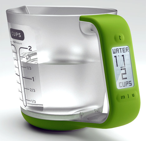 With the Smart Measure, cooking measurement gets hi-tech
