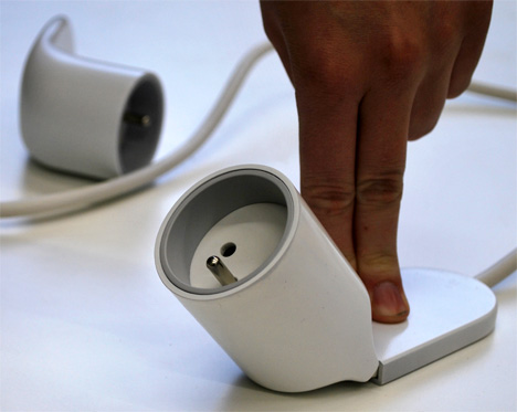 Plug Extension Cord Project by Anton Zetocha