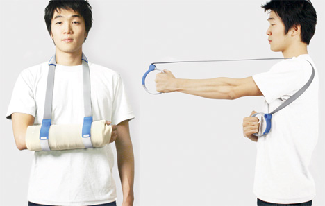 Recovery Sling For Fractures by Sungjoon Kim, Seunghee Son, Sook-kyung Lee & Yonghee Cho