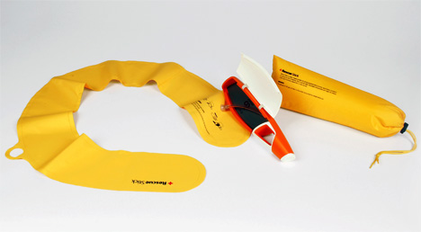 Rescue Stick, Lifesaving Float by Sungjoon Kim, Jangwoon Kim, Sook-kyung Lee & Keunhwan Pack