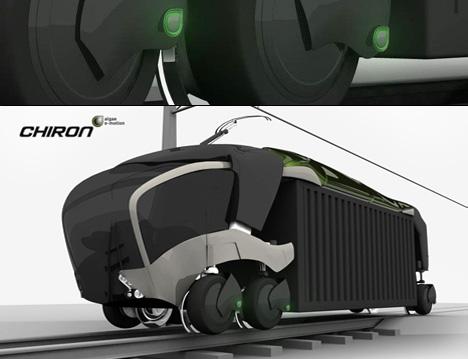 Chiron Algae-e-motion by Benjamin Cselley, Jupin Ghanbari, Jessica Covi, Erol Kursani