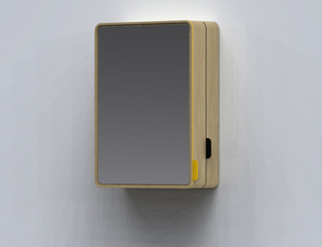 Tab Cabinet by Lewis Taylor