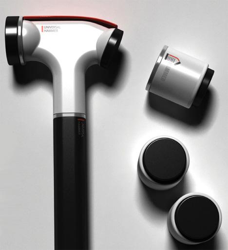 Unihammer, A Universal Hammer by Ji-yun Kim