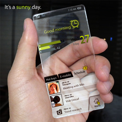 The Window Phone Concept by Seunghan Song