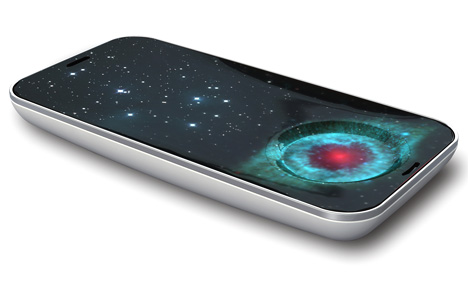 Blackhole Phone Concept by Seunghan Song