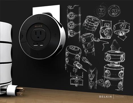 Belkin TimeOutlet by Hoang Nguyen, Anh Nguyen & Sam Staar