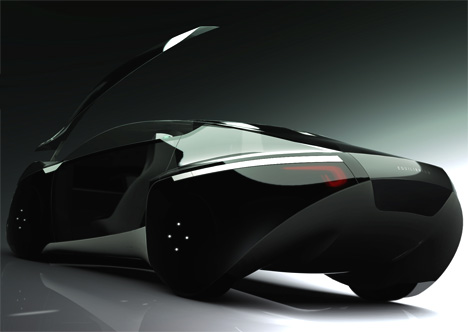 Equilibrium Concept Car by Bob Romkes