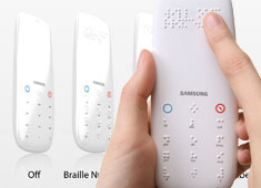 The Braille Phone