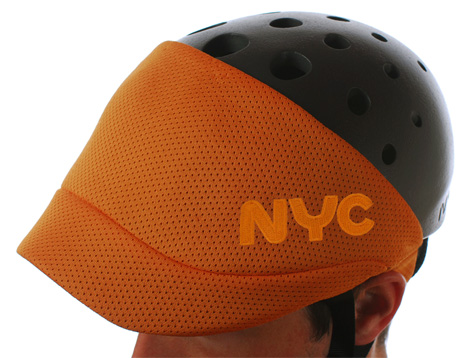 NYC Helmet for Cyclists by Yves Béhar, Josh Morenstein, Nick Cronan, Matt Swinton, & Giuseppe Della Salle of fuseproject