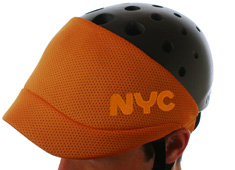 NYC Helmet, I'm Giddy With Excitement