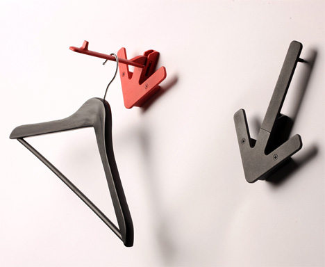 Arrow Hanger by Gustav Hallen For Design House Stockholm