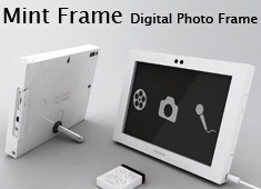 Digital Photo Frame Packed With Features!