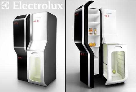 یخچال فریزر جدید الکترولوکس Electrolux